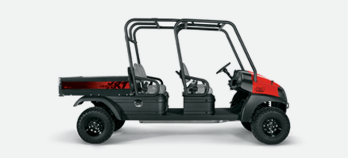 2017 Club Car XRT 1550 SE Diesel in Gaylord, Michigan