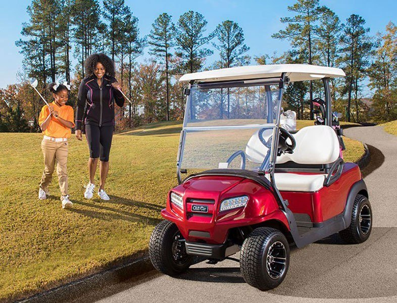 2018 Club Car Onward 2 Passenger Electric in Otsego, Minnesota