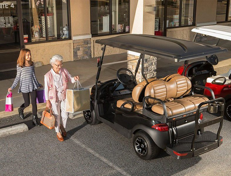 2018 Club Car Onward 4 Passenger Electric in AULANDER, North Carolina