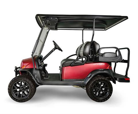 2018 Club Car Onward Candy Apple Graphite Special Edition (Electric) in Aulander, North Carolina