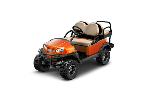 2018 Club Car Onward Lifted 4 Passenger Electric in Gaylord, Michigan