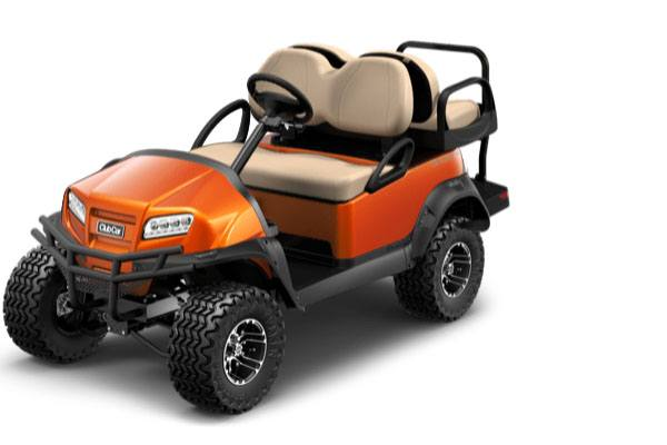 2018 Club Car Onward Lifted 4 Passenger Electric in Lakeland, Florida