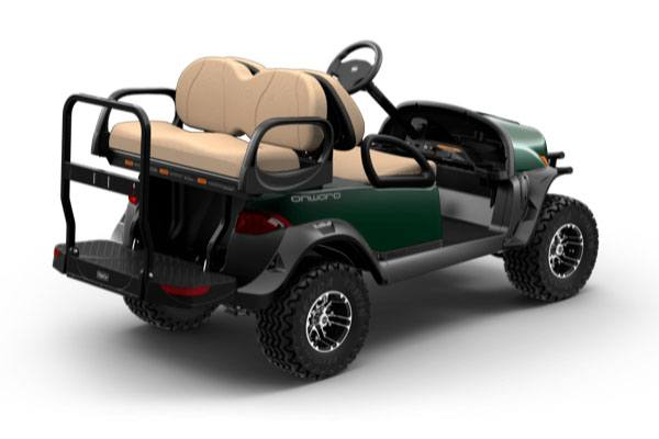 2018 Club Car Onward Lifted 4 Passenger Electric in Otsego, Minnesota