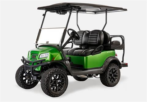 2018 Club Car Onward Matte Synergy Graphite Special Edition (Gasoline) in Lakeland, Florida