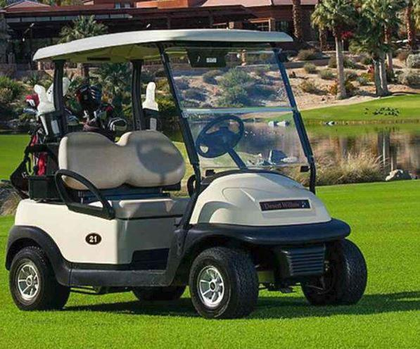 2018 Club Car Precedent i3 Gasoline in Gaylord, Michigan