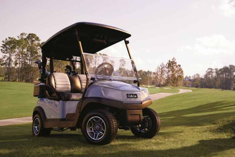 2018 Club Car Tempo Electric in Gaylord, Michigan