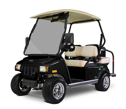 2018 Club Car Villager 2+2 LX LSV (Electric) in Gaylord, Michigan