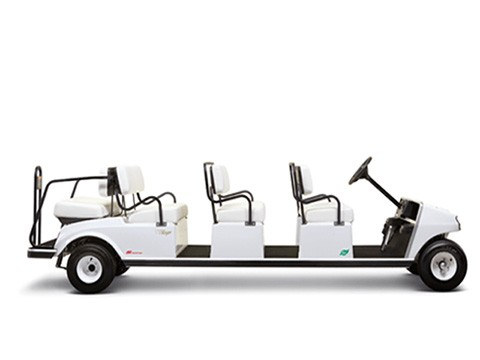 New 2018 club car villager 8 electric golf carts in for Lakeland motor vehicle and driver license services lakeland fl