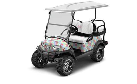 2018 Club Car Onward Vineyard Vines 4 Pass Lifted Gasoline in Lakeland, Florida