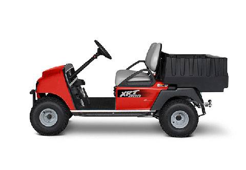 2018 Club Car XRT 800 Gasoline in Otsego, Minnesota