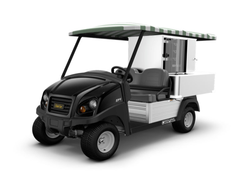 2018 Club Car Café Express (Gas) in Lakeland, Florida
