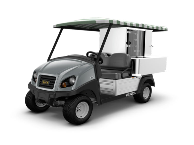 2018 Club Car Café Express (Gas) in Aulander, North Carolina