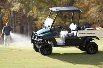 2018 Club Car Carryall 1500 2WD TURF in Gaylord, Michigan