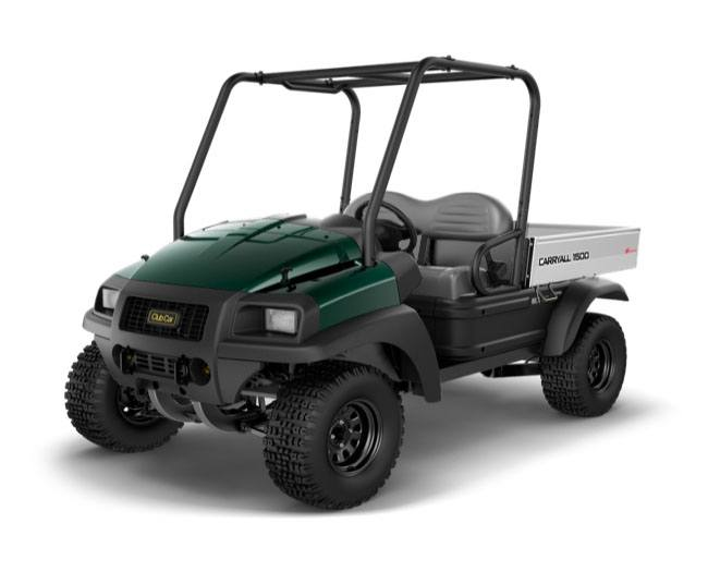 2018 Club Car Carryall 1500 4WD Diesel in Lakeland, Florida