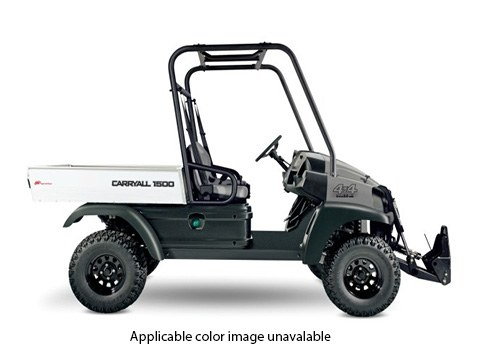 2018 Club Car Carryall 1500 4WD Diesel with IntelliTach in Gaylord, Michigan