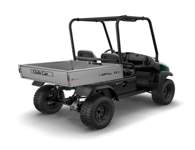 2018 Club Car Carryall 1500 4WD Diesel with IntelliTach in Aulander, North Carolina - Photo 2