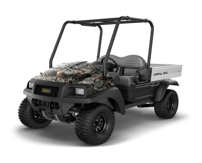 2018 Club Car Carryall 1500 4WD Gasoline in Otsego, Minnesota