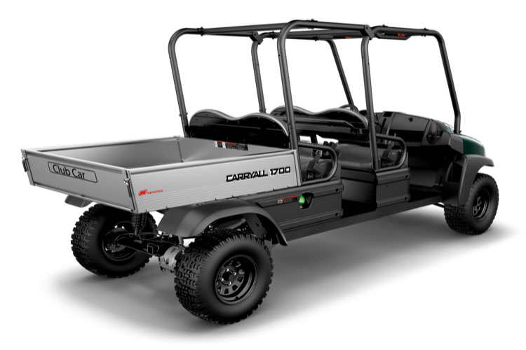 2018 Club Car Carryall 1700 4WD Diesel in Lakeland, Florida