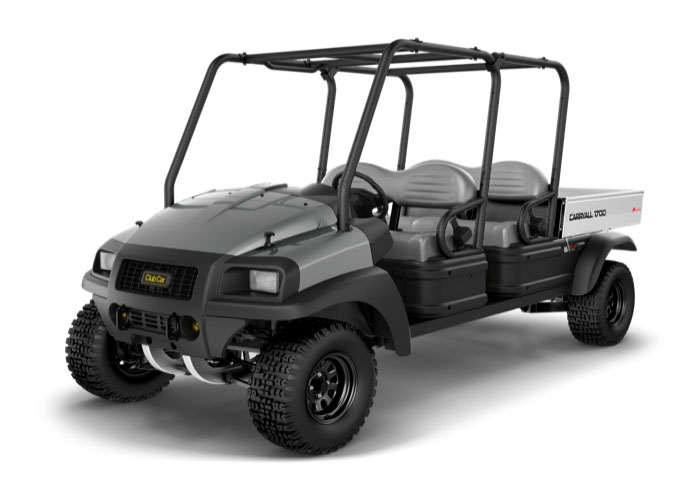 2018 Club Car Carryall 1700 4WD Diesel in AULANDER, North Carolina