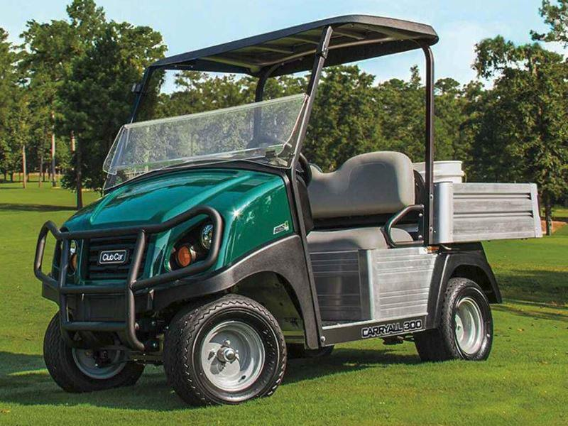 2018 Club Car Carryall 300 Turf Electric in AULANDER, North Carolina