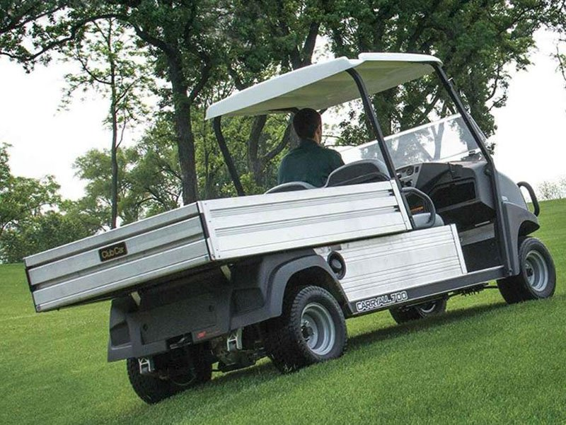 2018 Club Car Carryall 700 Turf Electric in Otsego, Minnesota