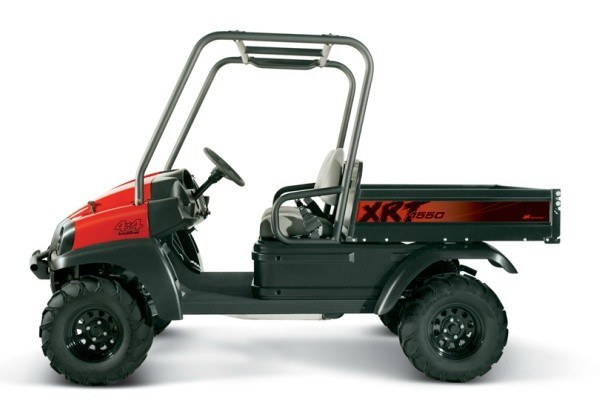 2018 Club Car XRT 1550 Gasoline in Kerrville, Texas