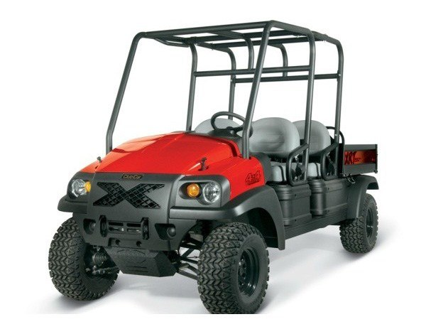2018 Club Car XRT 1550 SE Gasoline in Lakeland, Florida