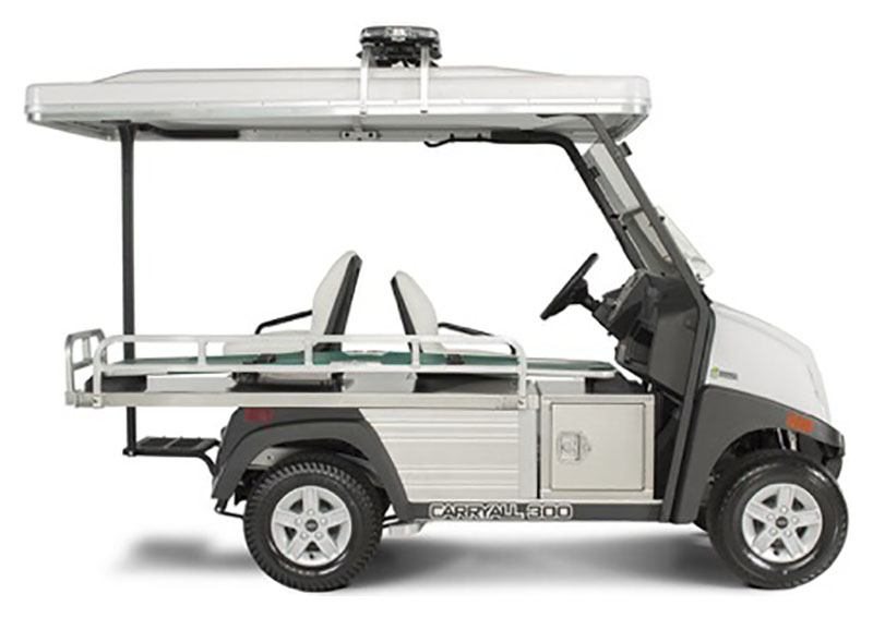 2019 Club Car Carryall 300 Ambulance Electric in Lakeland, Florida - Photo 4