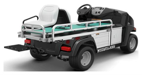 2019 Club Car Carryall 300 Ambulance Electric in Brazoria, Texas - Photo 2