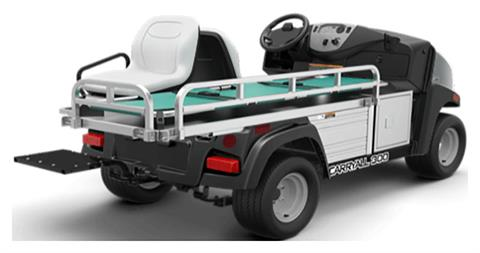 2019 Club Car Carryall 300 Ambulance Electric in Bluffton, South Carolina - Photo 2