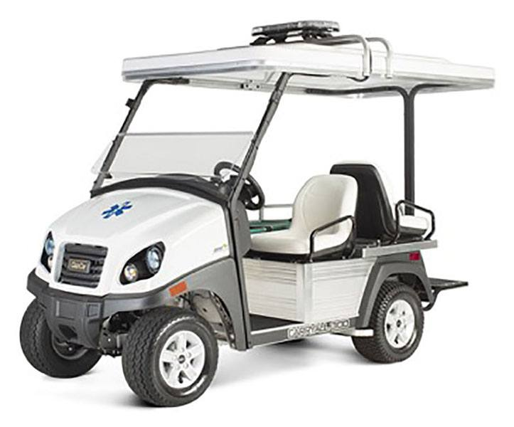 2019 Club Car Carryall 300 Ambulance Electric in Kerrville, Texas - Photo 3