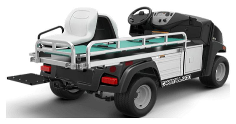 2019 Club Car Carryall 300 Ambulance Gas in Lakeland, Florida - Photo 2