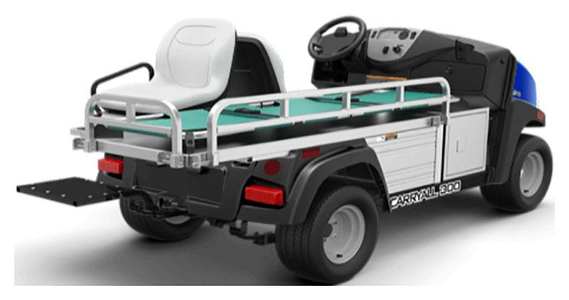 2019 Club Car Carryall 300 Ambulance Gas in Aitkin, Minnesota