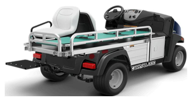 2019 Club Car Carryall 300 Ambulance Gas in Kerrville, Texas - Photo 2