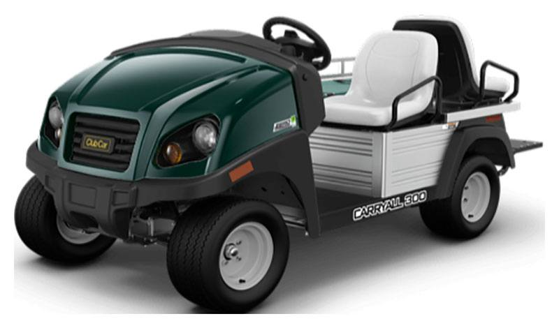 2019 Club Car Carryall 300 Ambulance Gas in Bluffton, South Carolina