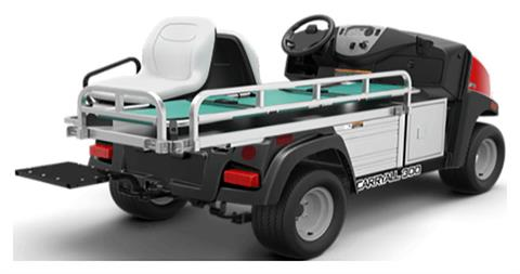 2019 Club Car Carryall 300 Ambulance Gas in Bluffton, South Carolina - Photo 2