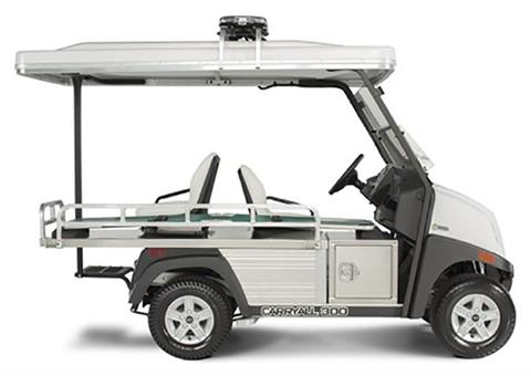 2019 Club Car Carryall 300 Ambulance Gas in Lakeland, Florida - Photo 4