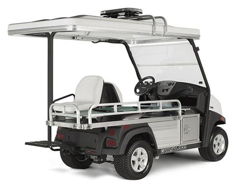 2019 Club Car Carryall 300 Ambulance Gas in Lakeland, Florida - Photo 5