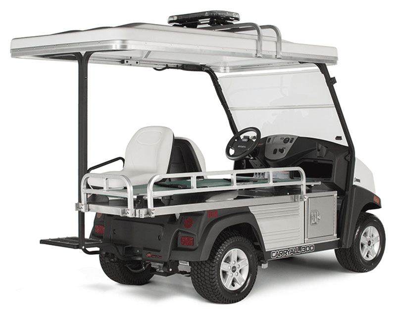 2019 Club Car Carryall 300 Ambulance Gas in Kerrville, Texas