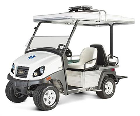 2019 Club Car Carryall 300 Ambulance Gas in Lakeland, Florida - Photo 3
