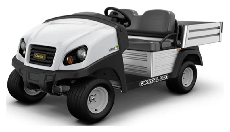2019 Club Car Carryall 300 Electric in Bluffton, South Carolina