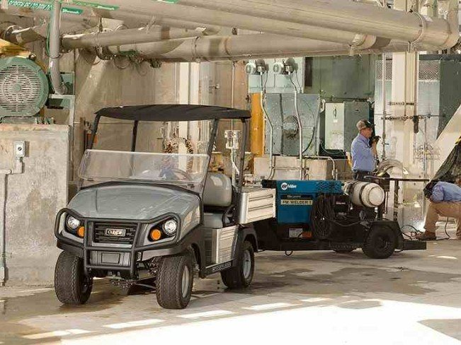 2019 Club Car Carryall 300 Gasoline in Kerrville, Texas - Photo 3