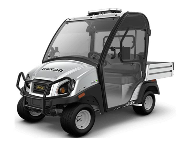2019 Club Car Carryall 300 Security Electric in Lakeland, Florida - Photo 1