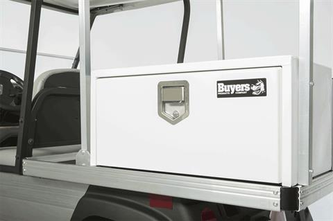 2019 Club Car Carryall 500 Facilities-Engineering with Tool Box System Electric in Kerrville, Texas