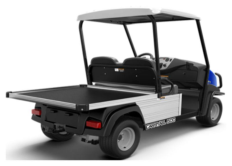 2019 Club Car Carryall 500 Facilities-Engineering with Tool Box System Gas in Aulander, North Carolina - Photo 2
