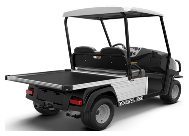 2019 Club Car Carryall 500 Facilities-Engineering with Tool Box System Electric in Douglas, Georgia - Photo 2