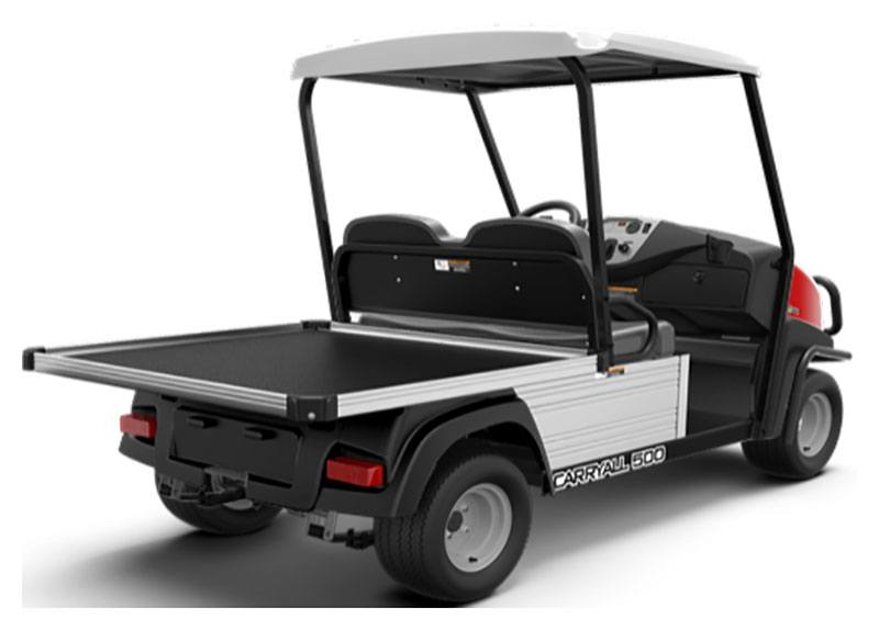 2019 Club Car Carryall 500 Facilities-Engineering with Tool Box System Electric in Aitkin, Minnesota