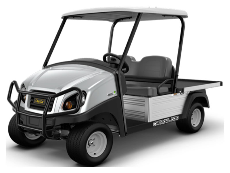 2019 Club Car Carryall 500 Facilities-Engineering with Tool Box System Electric in Lakeland, Florida