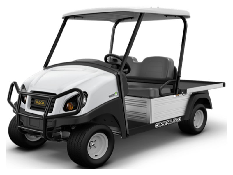 2019 Club Car Carryall 500 Facilities-Engineering with Tool Box System Gas in Brazoria, Texas