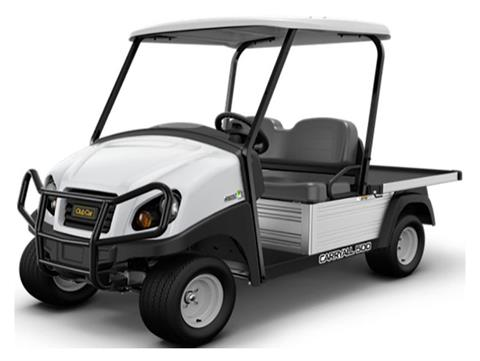 2019 Club Car Carryall 500 Facilities-Engineering with Tool Box System Electric in Lakeland, Florida - Photo 1